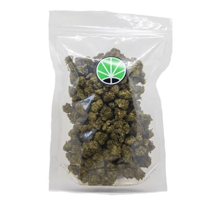 Lemon-Cheese cogollos de marihuana CBD