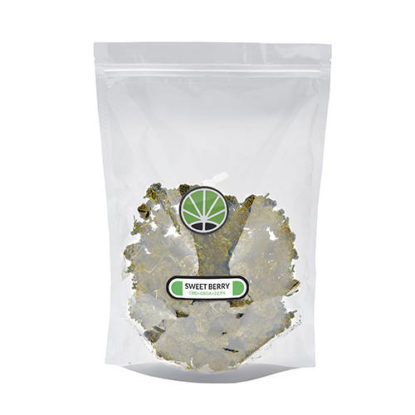 Cogollos de Sweet Berry marihuana CBD