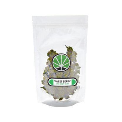 Paquete de Cogollos variedad Sweet Berry Cannabis CBD