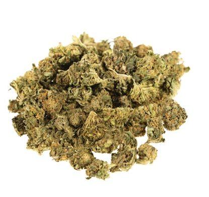 Flores de Bubblegum Variedad de cannabis CBD