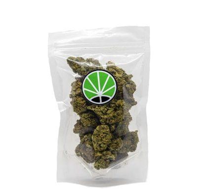 paquete de cogollos DO SI DOS variedad de Cannabis CBD