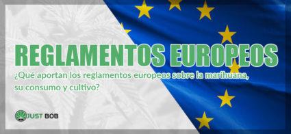 reglamentos europeos marihuana