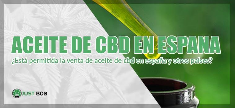 aceite de cbd espana