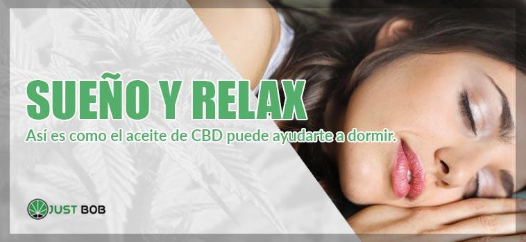 aceite de CBD puede ayudarte a dormir