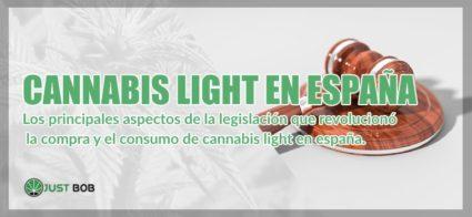 Cannabis light en España