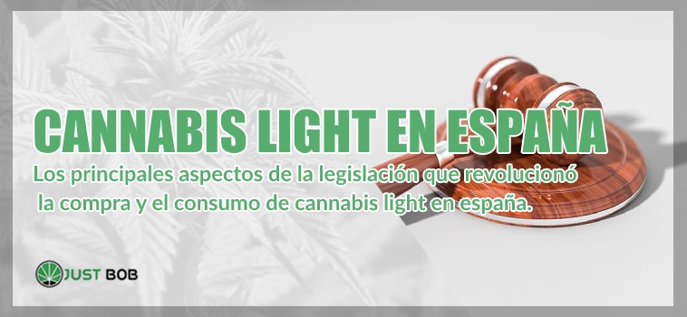 Cannabis light en España