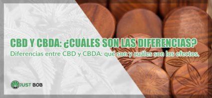 Diferencias entre CBD y CBDA marihuana legal