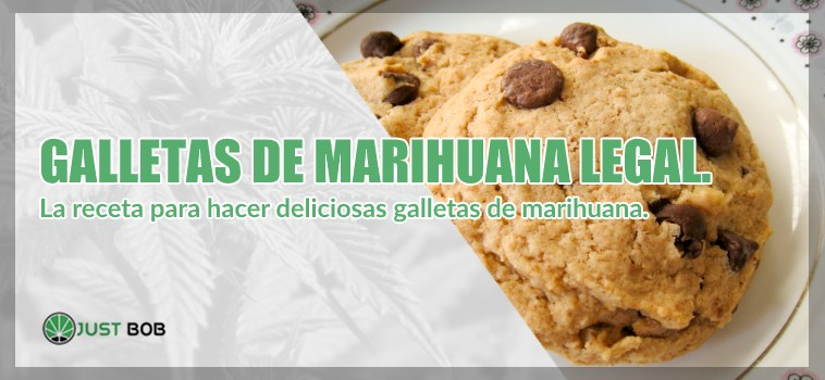 Galletas de marihuana legal