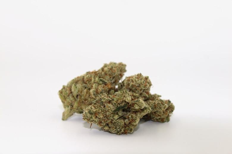 efectos de legal Cannabis Bubblegum