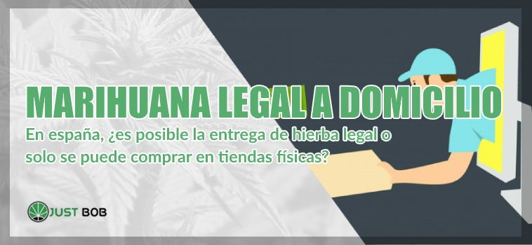 marihuana legal a domicilio espana