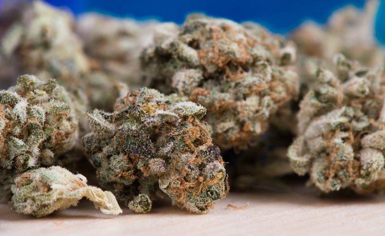 efectos de marihuana Silver Haze