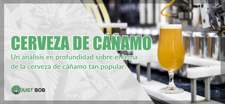 Cerveza de cannabis legal