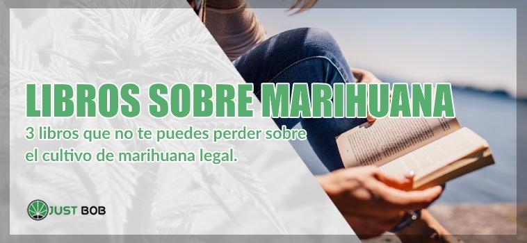 Libros sobre marihuana cbd