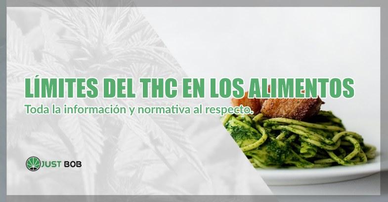 cbd y THC en los alimentos