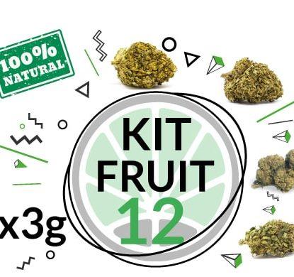 Fruit Kit 12 grammi