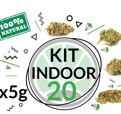 Kit indoor 20