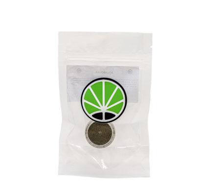 Paquete de hachis cbd Super Lemon Haze