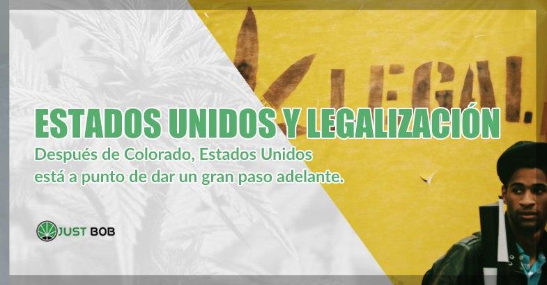 ESTADOS UNIDOS Y LA LEGALIZACIÓN DEL CANNABIS