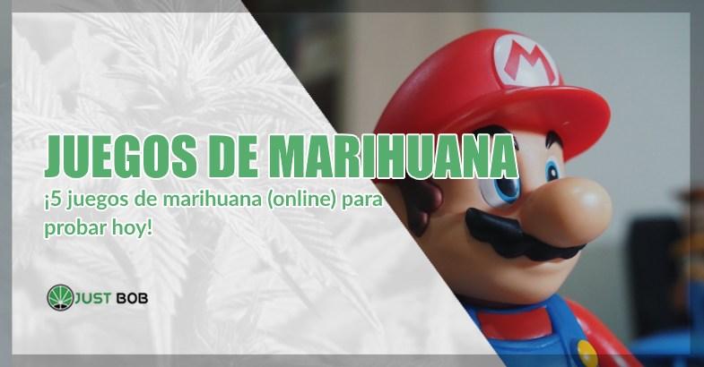 Juegos de marihuana cbd