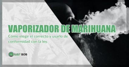 Vaporizador de cannabis cbd