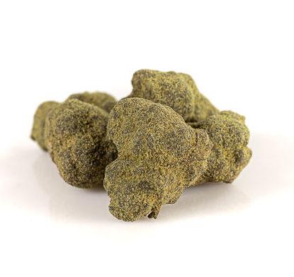 Cogollos de marihuana cbd de Icerock