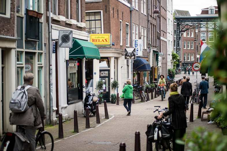 ¿Por qué las tiendas de cannabis son legales en Ámsterdam?