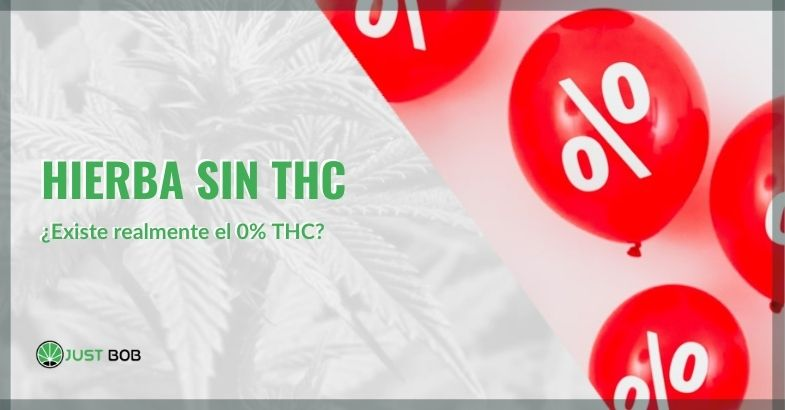 ¿Existe realmente un 0% de THC?