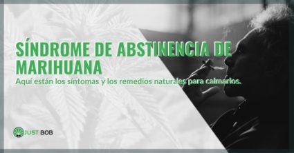 Síntomas y remedios naturales para la abstinencia de marihuana