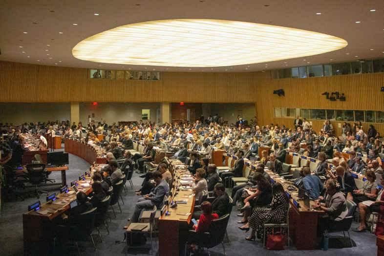 La reunión de la ONU sobre las propiedades del cannabis para uso terapéutico