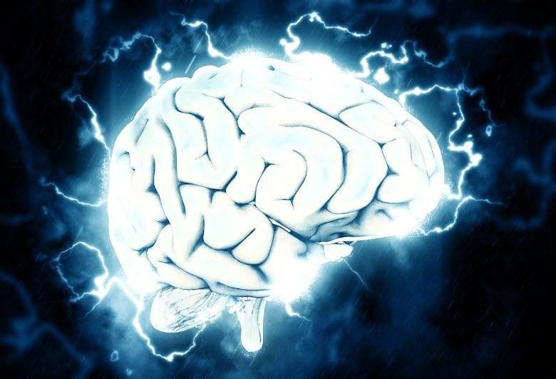 Los efectos del THC en el cerebro.