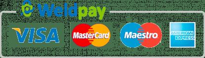 forma de pago weldpay