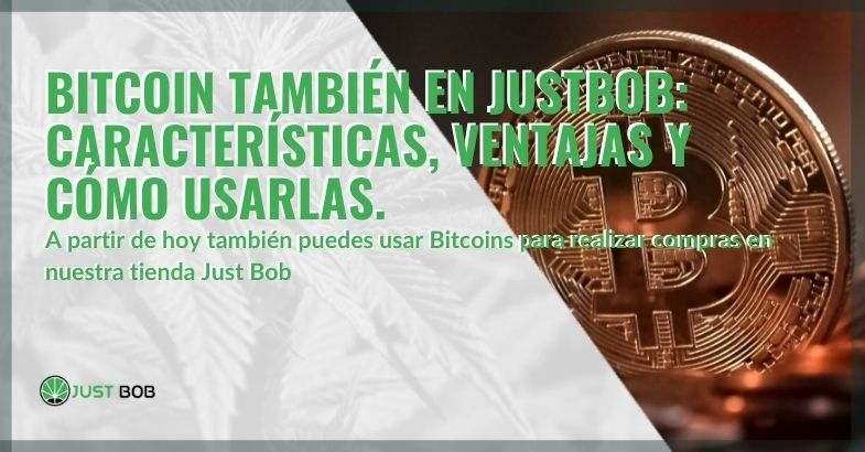 Bitcoins con Justbob: características, ventajas y métodos de uso