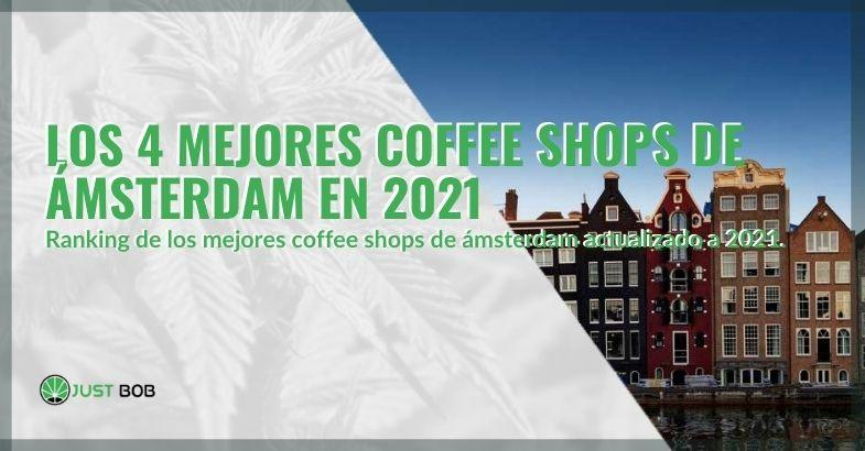 En Ámsterdam, las mejores cafeterías actualizadas a 2021