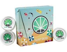 Kit silver para Summer Día del cannabis con 9 gramos de Cannabis CBD