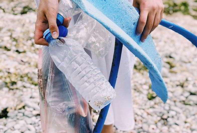 El plástico de cáñamo no causa el daño del plástico clásico.