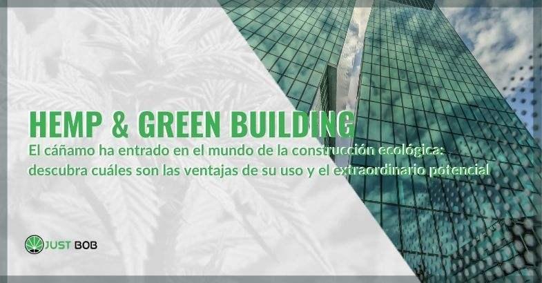 El potencial del cáñamo y su entrada en el mundo de la construcción ecológica