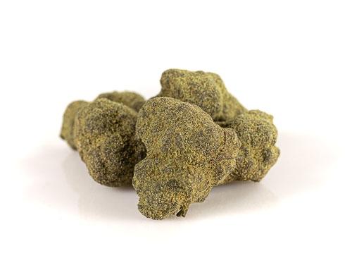 Luz de cannabis Moon Rock Weed