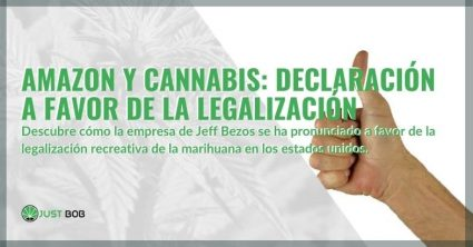 El gigante Amazonas se ha puesto del lado de la legalización en Estados Unidos de la marihuana recreativa